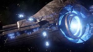 Wallpaper Star Citizen Game Space Simulator Battle Sci