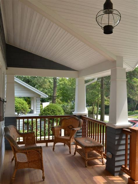 porch railing home design ideas pictures remodel  decor