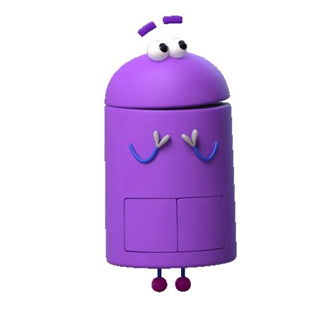 Ask The Storybots Laughing Sticker by StoryBots for iOS ...