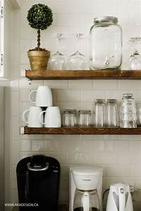 best 25 rustic floating shelves ideas on pinterest With why choosing floating kitchen wall shelves
