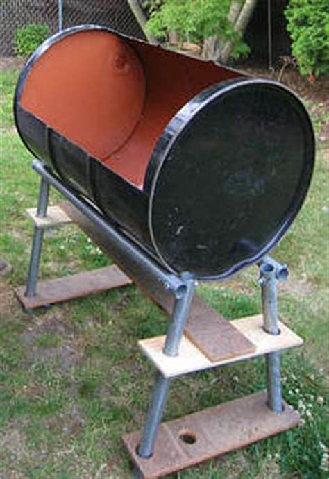 comment fabriquer  barbecue  couvercle type weber
