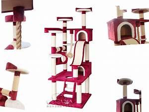 Arbre A Chaton : grand arbre chat pas cher ~ Premium-room.com Idées de Décoration