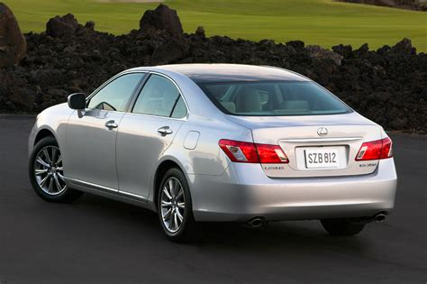 how make cars 2008 lexus es on board diagnostic system 2007 12 lexus es 350 consumer guide auto