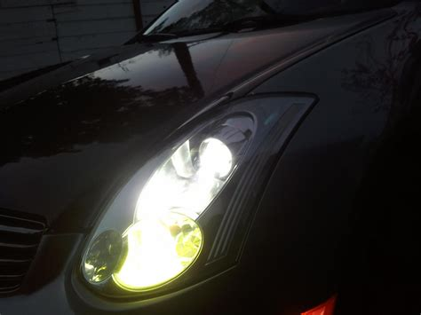 yellow hid fog lights images