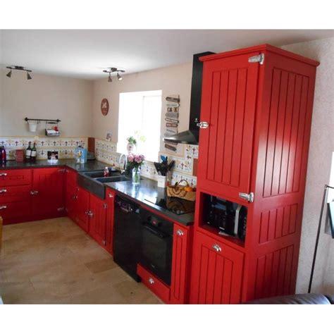 meubles pour cuisine cuisine bistrot harmonie du logis