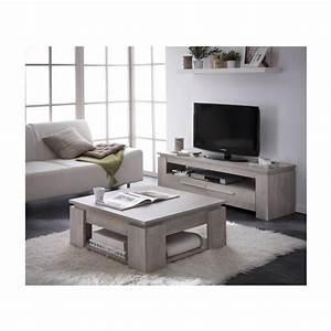 Ensemble Meuble Tv Et Table Basse : table basse segur banc tv 140cm segur prix 189 90 ~ Teatrodelosmanantiales.com Idées de Décoration