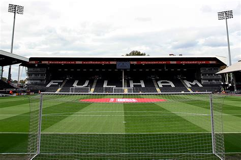 Craven Cottage Tour by Fulham Fc Stadium Tour For Two Adults And Two Children