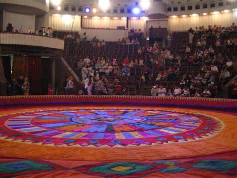 circus rings education monkey