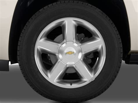 2012 Chevrolet Tahoe 2wd 4-door 1500 Ltz Wheel Cap