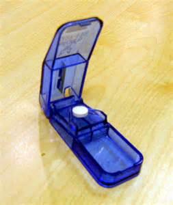 Tablet Pill Cutter Splitter