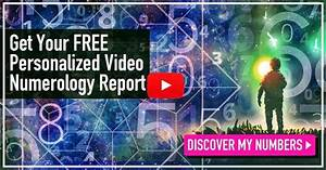 Birth Chart Report Free Personalized Numerology Report Calculate Life Path