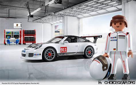 porsche playmobil playmobil porsche 911 gt3 cup choice gear