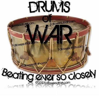 Drums War Newsletter Mcguire