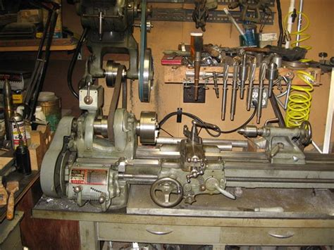 photo index south bend lathe works model