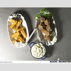 Purple Haze Nuggets Mit Frites Panisses Kochmonster
