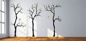 forest wall decals deer silhouette wall mural in the With forest wall decals