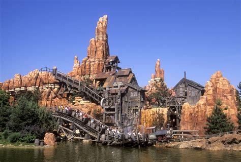 Paris Paris Disneyland Rides