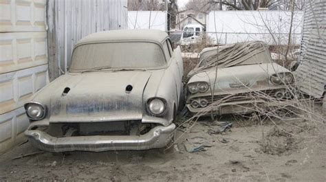 rare car finds     muscle car