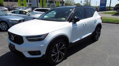 2019 Volvo Xc40 T5 Awd Rdesign Walkaround, Start Up, Tour