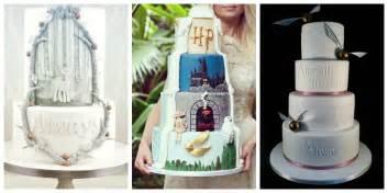 harry potter wedding cake harry potter wedding cakes