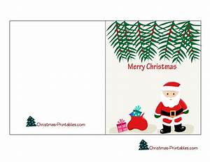 8 Best Images of Printable Christmas Gift Cards - Free ...