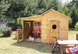 Klingel Für Spielhaus : baumotte spielhaus holz kinderspielhaus heidi ~ Michelbontemps.com Haus und Dekorationen