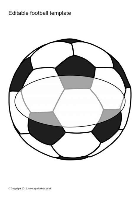 editable football templates sb sparklebox