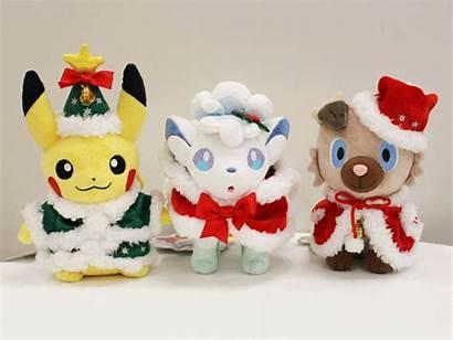 Christmas Pokemon Center Pre Merry Order Vulpix
