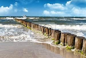 Fototapete Strand Ostsee : fototapete ostsee ostsee strand surfen ~ Frokenaadalensverden.com Haus und Dekorationen
