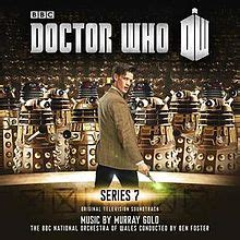 Doctor Who Series 7 (soundtrack) Wikipedia