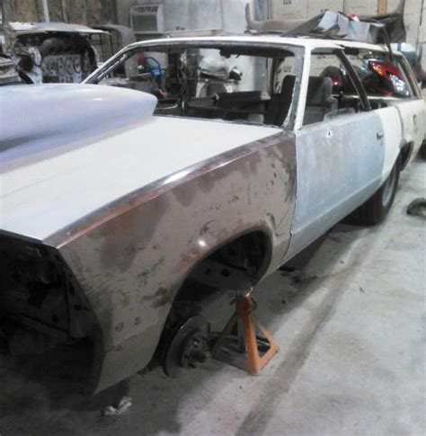 chevy malibu  dr wagon pro street project  sale