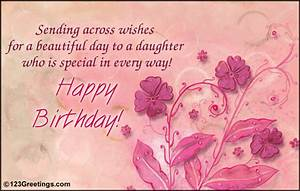 A Birthday Wish For Your Daughter... Free For Son ...
