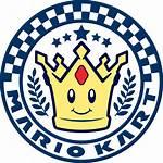 Mario Kart Cup Special Emblem Mk8 Svg