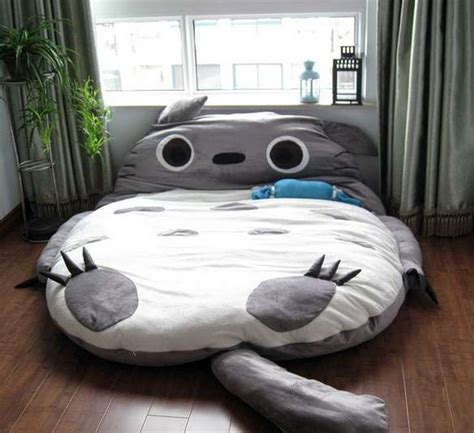 baby set with matras anime character beds my totoro bed