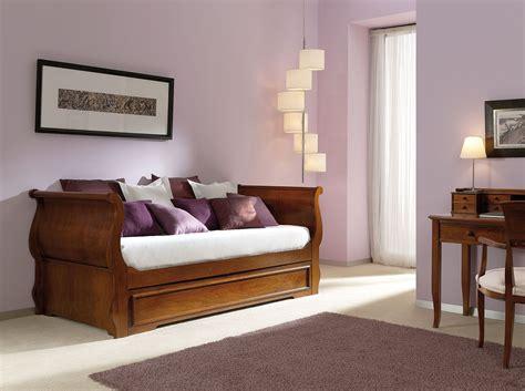 cama nido bicama en nogal alta decoracion