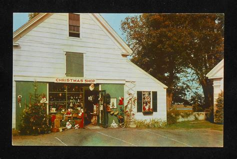 1950s the christmas tree shop yarmouth port ma barnstable