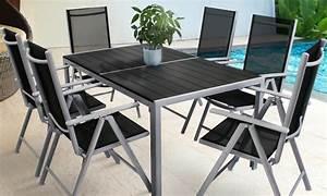 Gartentisch Mit 2 Stühlen : gartentisch mit 6 st hlen groupon goods ~ Frokenaadalensverden.com Haus und Dekorationen