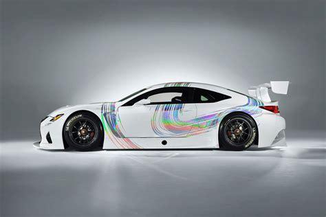 lexus rc modified 2015 lexus rc f gt3 racing concept the fast lane car
