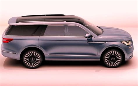 2019 Lincoln Navigator Concept, Release Date And Price