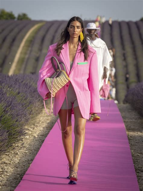 The Jacquemus ss/20 show has all the top summer trends