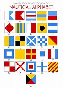 17 best images about sea on pinterest boats nautical With sea flags letters