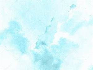 Blue watercolor background texture — Stock Photo © doozie ...
