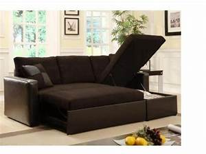 Modern sofa bed with storage chase modern couch modern for Sectional sofa that turns into a bed