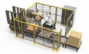 Go From Manual To Automated Palletizing With Configurable