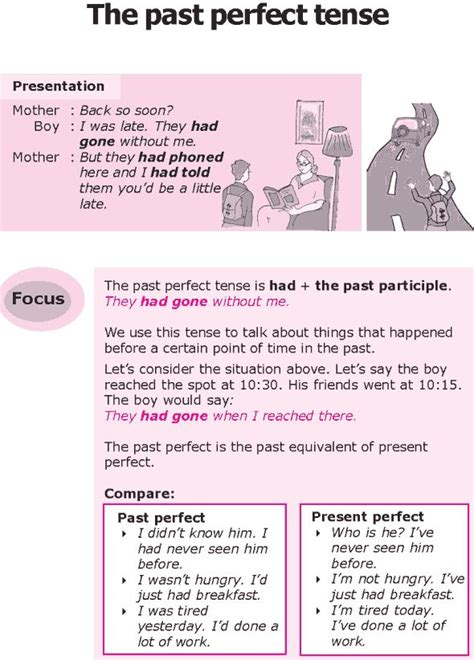 76 Best Verbs Perfect Tenses And Frequently Misused Images On Pinterest