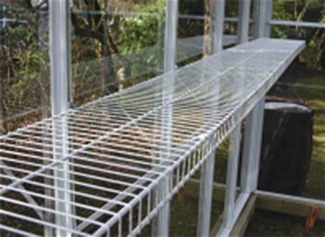 greenhouse shelf plans  woodworking