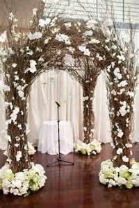 Branch Twig Wedding Arch