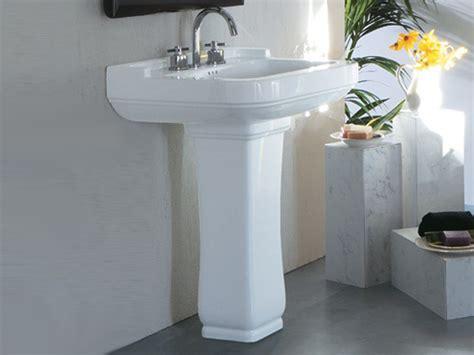 Waschtisch Mit Standsäule by Waschbecken Stands 228 Ule Keramik Waschbecken Keramik