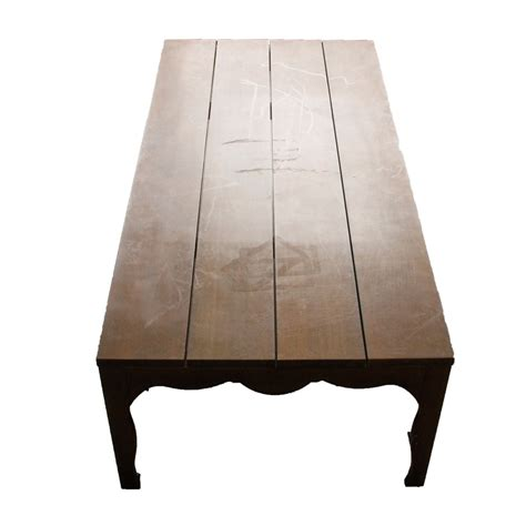 French country coffee tables are part of the french provence interior decorating style. French Country Style Coffee Table | EBTH