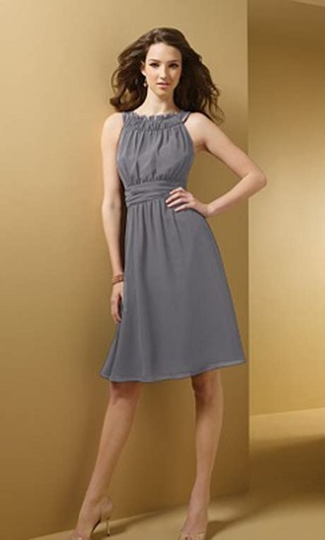 charcoal grey bridesmaid dresses - Gray Bridesmaids Dresses